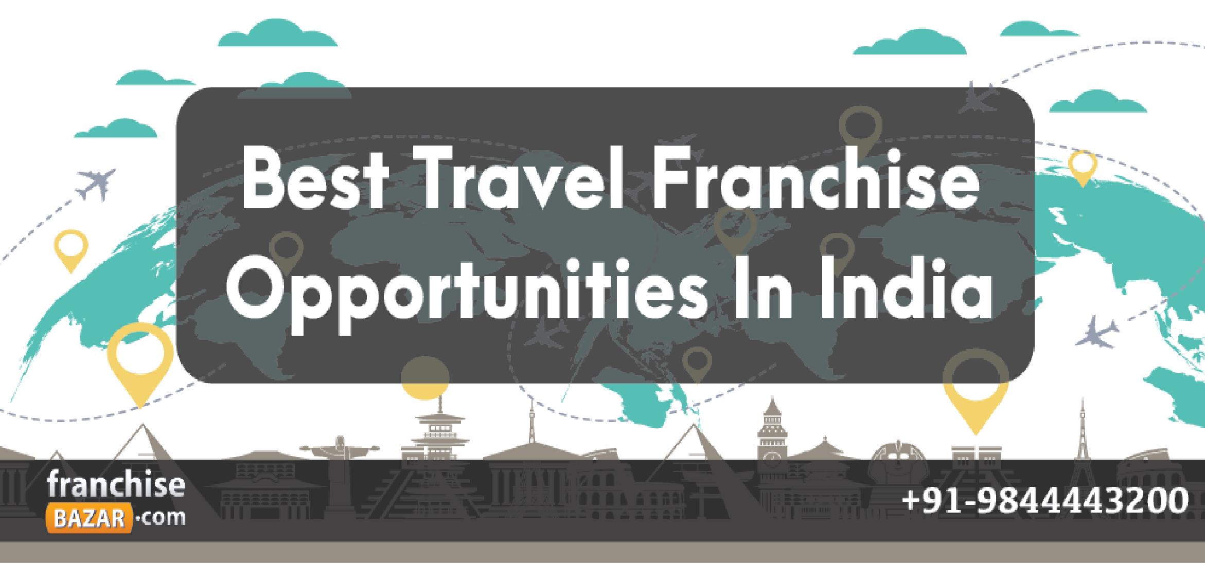 Best Travel Franchise Opportunities