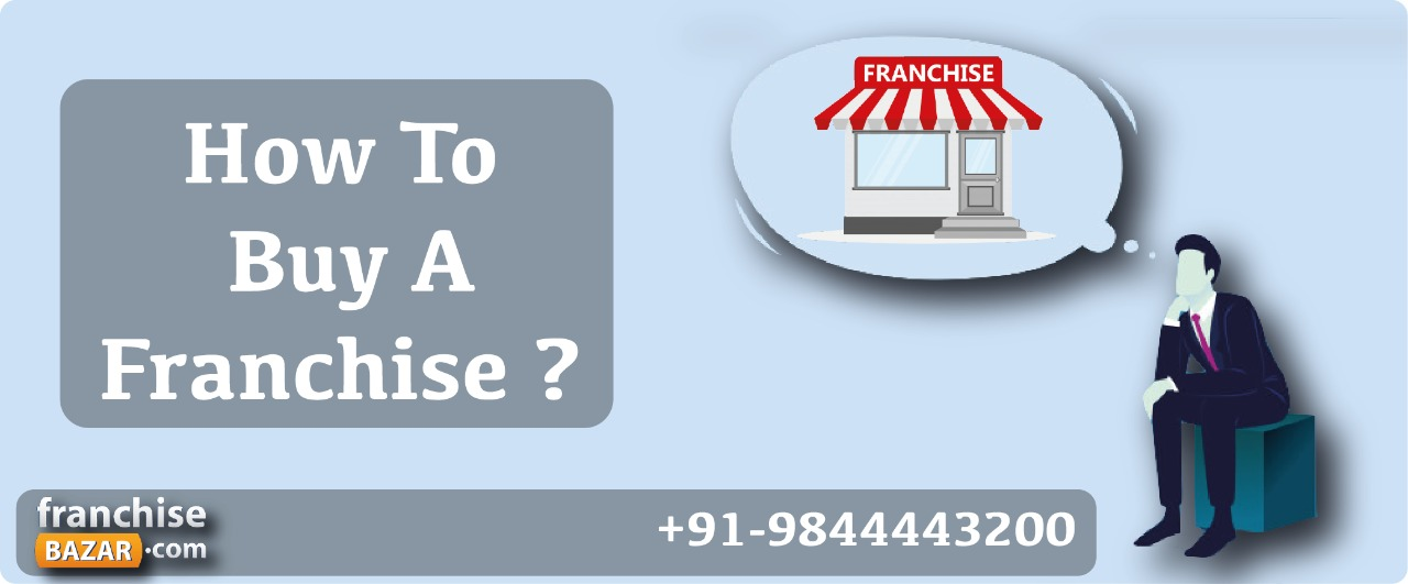 Buy a franchise in India