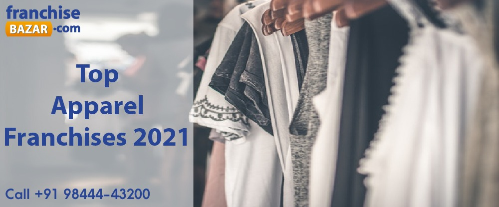 Top Apparel Franchises 2021