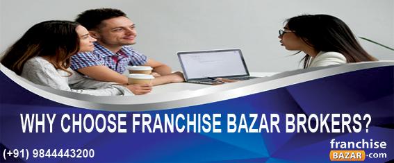 Why choose franchisebazar brokers?