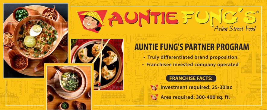 AUNTIE FUNGS