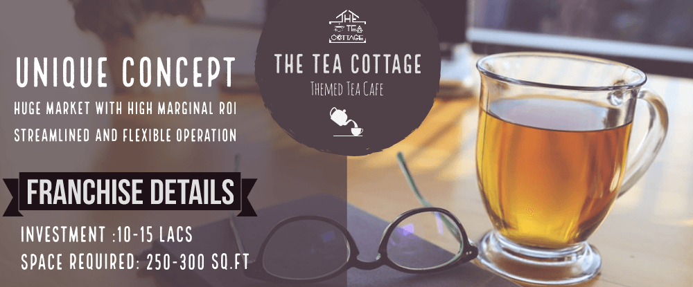 Incredible The Tea Cottage Franchise Opportunity Beverage Franchise Home Interior And Landscaping Eliaenasavecom